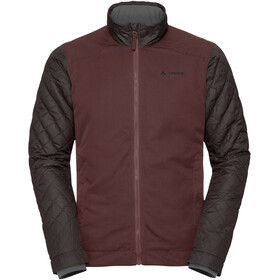 VAUDE Cyclist II Jacket Padded Men berry